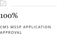 100%25 CMS MSSP Application Approval