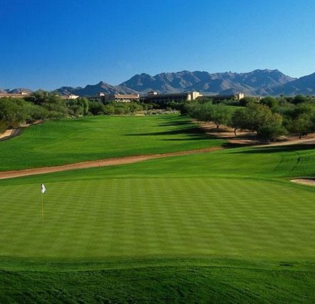 AAA Five Diamond Golf Fairmont Scottsdale Princess